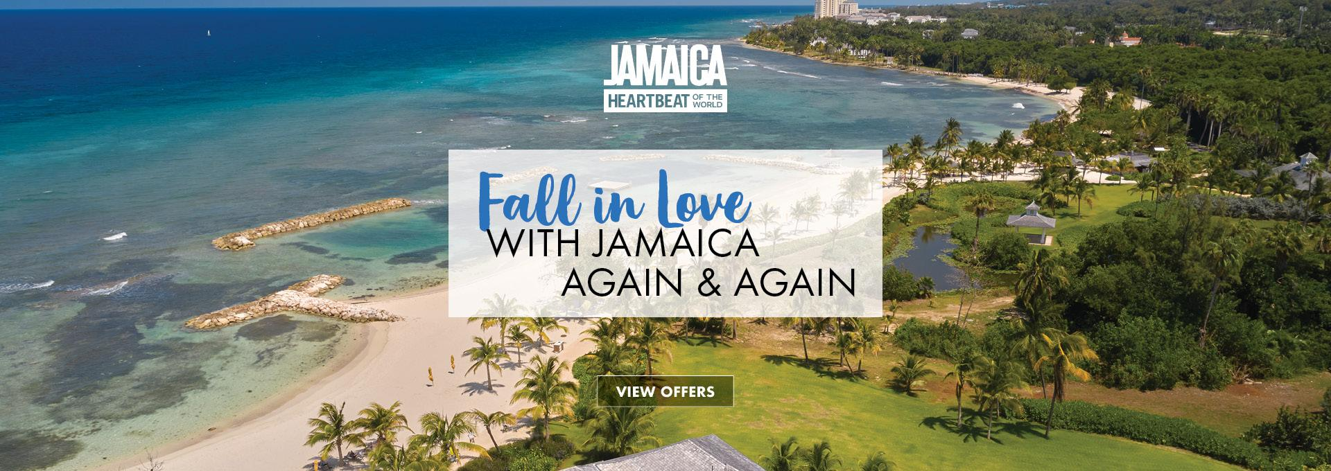 Tourism Jamaica - Fall in Love with Jamaica Again and Again